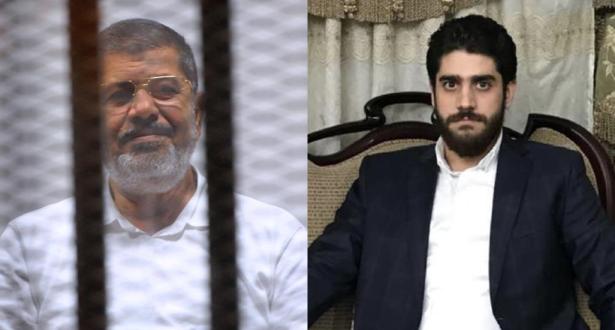 مرسي يغادر السجن .. نجل الرئيس المعزول يخرج بكفالة
