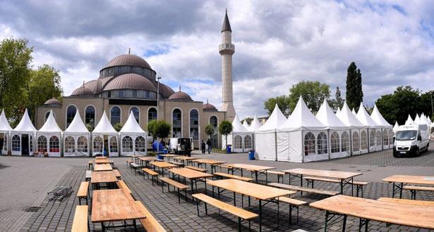 إخلاء مسجدين في ميونيخ بعد تلقي تهديدات بوجود قنابل