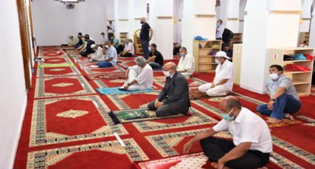 Réouverture des mosquées: un moment de religiosité dans le respect strict des mesures préventives