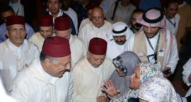 """سفير المغرب بالسعودية: ظروف الحجاج المغاربة تمر في أجواء """"إيجابية"""""""
