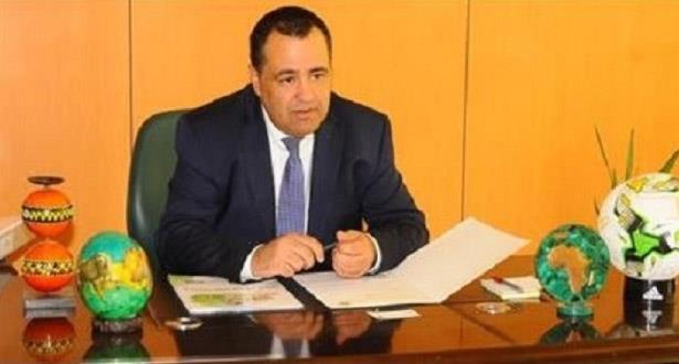 Le Marocain Mouad Hajji désigné secrétaire général de la CAF