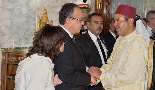 الأمير مولاي رشيد يحل بتونس لتمثيل الملك محمد السادس في تشييع جنازة الرئيس التونسي الباجي قايد السبسي