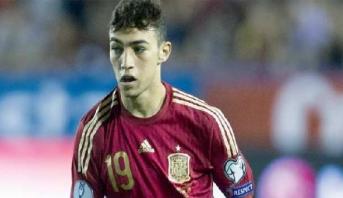 La FIFA rejette la demande de Munir El Haddadi de jouer pour le Maroc, la FRMF fait appel auprès du TAS