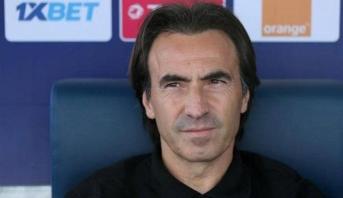 Le sélectionneur de la Mauritanie satisfait du rendement de ses joueurs face au Maroc