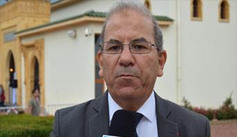 انتخاب الفرنسي من أصل مغربي محمد موساوي رئيسا للمجلس الفرنسي للديانة الاسلامية