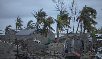 ارتفاع ضحايا إعصار موزمبيق إلى 417 قتيلا