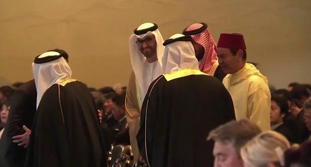 Le Prince Moulay Rachid représente le Roi à la cérémonie d'intronisation du nouvel empereur du Japon