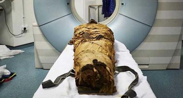 !علماء يُحاكون صوت مومياء حنطت قبل 3000 سنة