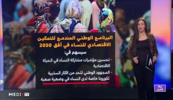 البرنامج الوطني المندمج للتمكين الاقتصادي للنساء في أفق 2030