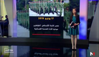 شاشة تفاعلية .. إحصاء الأشخاص المؤهلين لأداء الخدمة العسكرية