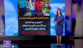 شاشة تفاعلية .. أزمة كورونا تُفاقم حالة انعدام الأمن الغذائي عبر العالم