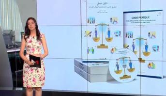 شاشة تفاعلية.. دليل عملي لتطبيق قانون العاملات والعمال المنزليين