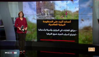 شاشة تفاعلية .. تحديات المنظومة البيئية العالمية