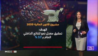 أهم أولويات مشروع قانون المالية لسنة 2020
