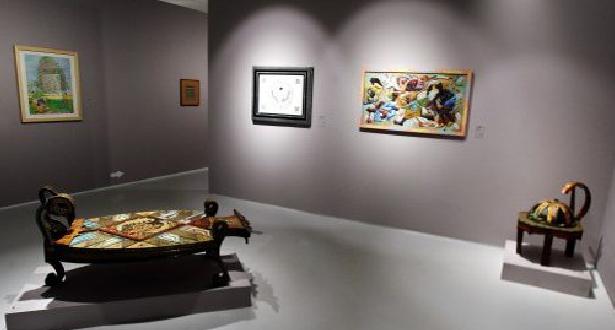 المؤسسة الوطنية للمتاحف تتلقى هبة تتألف من أكثر من 170 عملا فنيا كبيرا