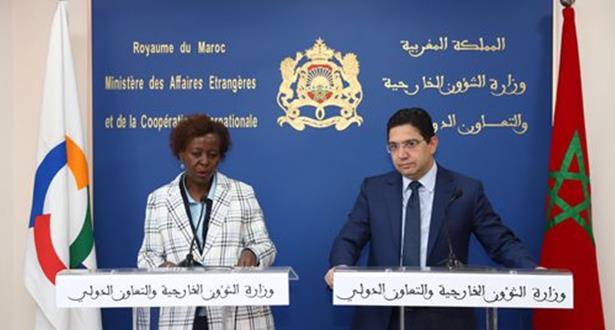الأمينة العامة للمنظمة الفرنكوفونية: المنظمة مدعوة إلى اعتماد إصلاحات تمكنها من رفع التحديات الكبرى