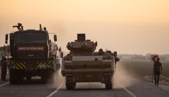 بنس يعلن أن تركيا ستنهي هجومها في سوريا بعد انسحاب القوات الكردية