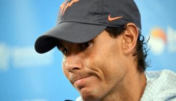Classement ATP: l'Espagnol Rafael Nadal dans le Top 10 pour la 800e semaine consécutive