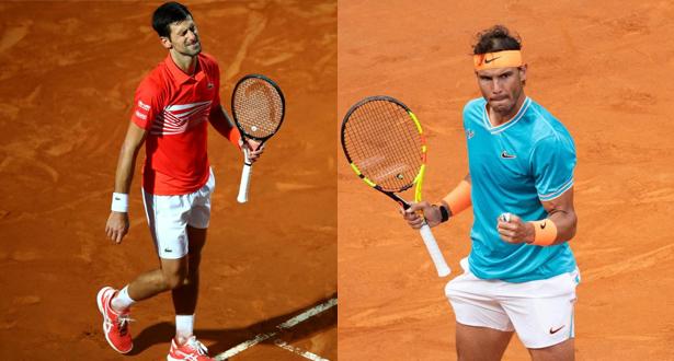 Nadal domine Djokovic et décorche son 9e titre à Rome