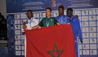 الألعاب الإفريقية .. الملاكم المغربي عبد الحق ندير يحرز ذهبية الوزن الخفيف