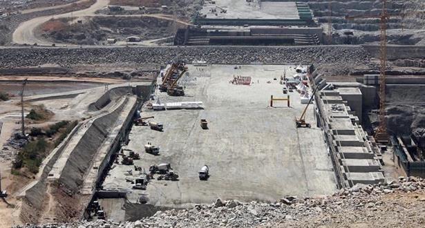 """أطراف أزمة """"سد النهضة"""" تتفق على ضرورة بلورة اتفاق ملزم بشأن قواعد الملء"""