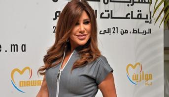 """نجوى كرم .. رسائل """"شمس الأغنية العربية"""" لجمهور مهرجان موازين"""