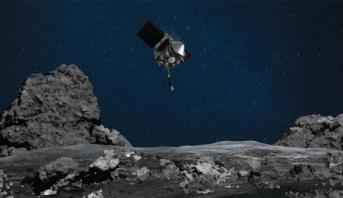 """""""ناسا"""" تطلق عملية تخزين عينات كويكب """"أوسايرس-ريكس"""""""