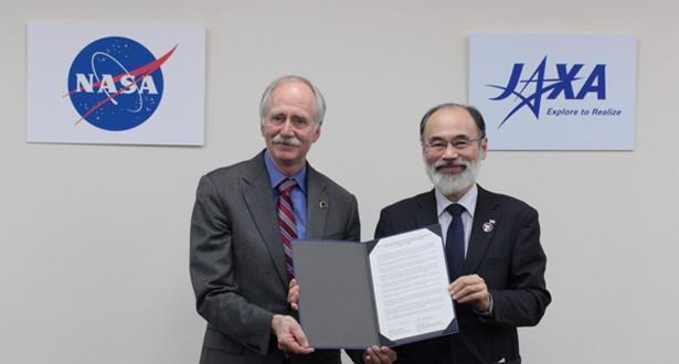 """اليابان و""""ناسا"""" تتفقان على التعاون في مهام محطة الفضاء الدولية"""