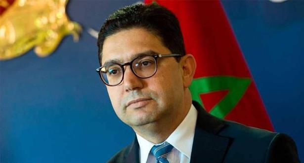 بوريطة: المؤتمر الدولي لاعتماد ميثاق الهجرة يكرس ريادة الملك محمد السادس في هذا المجال على المستوى القاري والعالمي