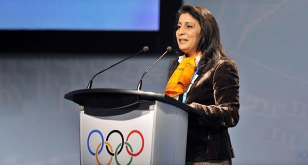 Nawal El Moutawakel réélue membre du conseil de la fédération internationale d'Athlétisme