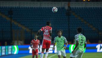 نيجيريا تفوز على بورندي في أول مباراة بالمجموعة الثانية