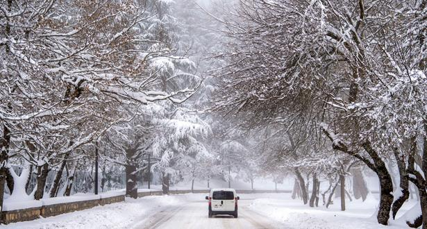 Chutes de neige et précipitations: les recommandations du ministère de l'Équipement