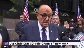 11 septembre: une cérémonie commémorative à New York