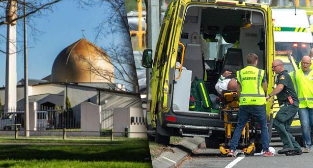 الهجوم الإرهابي بنيوزيلندا .. استنكار وإدانة دولية واسعة