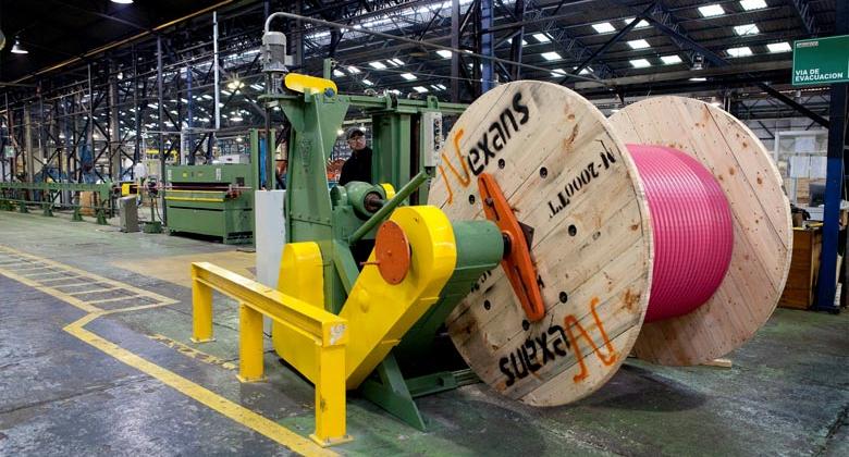 Fibre optique: Nexans inaugure une nouvelle usine à Nouaceur