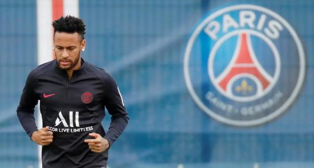 """PSG: Guéri du Covid-19, Neymar rejoint le groupe avant le """"Clasico"""" contre l'OM"""
