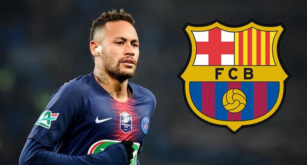 مسؤول في نادي برشلونة : نيمار يريد العودة