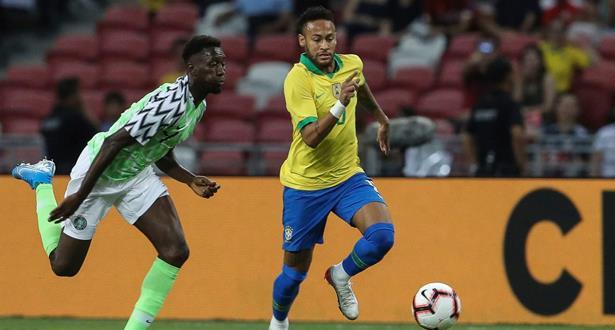 Éliminatoires pour la coupe du monde : Neymar mène le Brésil à une 6è victoire d'affilée