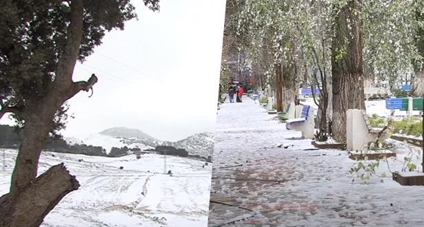مدن مغربية ترتدي المعطف الأبيض وتشد أنظار السياح