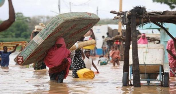 مصرع 65 شخصا في فيضانات بالنيجر