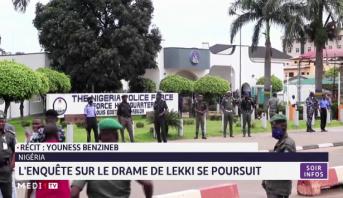 Nigéria: L'enquête sur le drame de Lekki se poursuit