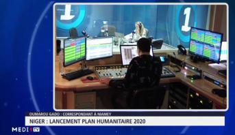 Niger : lancement du plan humanitaire 2020