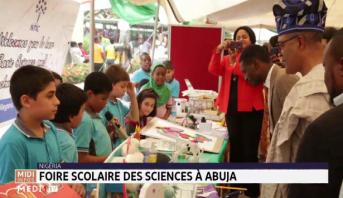 Nigéria: foire scolaire des sciences à Abuja
