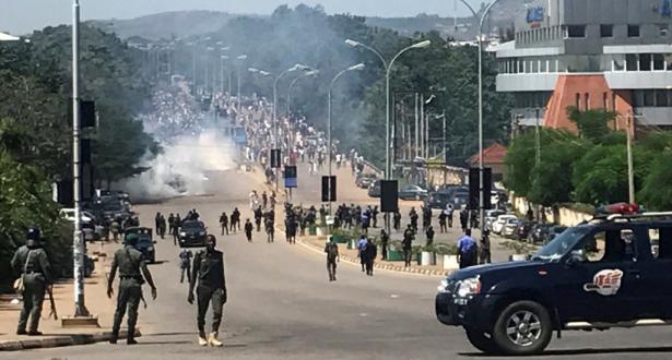 نيجيريا .. مسلحون يخطفون أربعة كهنة