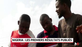 Nigeria: Les premiers résultats publiés