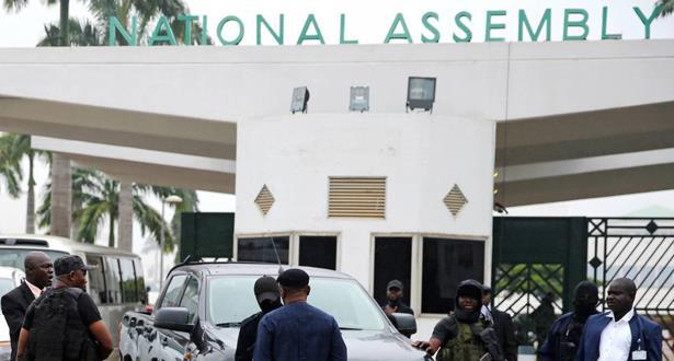 """الرئاسة النيجيرية تدين حصار البرلمان """"غير القانوني"""""""