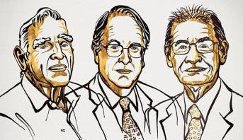 نوبل للكيمياء لعام 2019 من نصيب ألماني وبريطاني وياباني