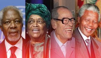 Les Africains lauréats du prix Nobel depuis sa création