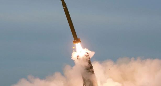 """La Corée du Nord lance un """"projectile non-identifié"""""""