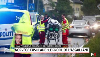 Attaque d'une mosquée en Norvège: la piste terroriste privilégiée